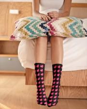 Love Socks Crew Length Socks aos-accessory-crew-length-socks-lifestyle-front-01