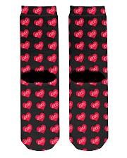 Love Socks Crew Length Socks back