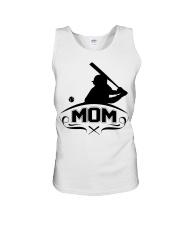 Baseball MOM Unisex Tank thumbnail