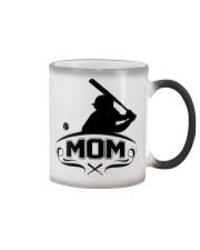 Baseball MOM Color Changing Mug thumbnail