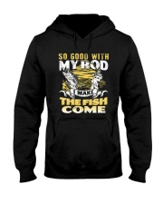 So Good With My Rod Hooded Sweatshirt tile