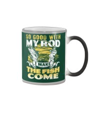 So Good With My Rod Color Changing Mug tile