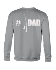 1 DAD Perfect Father's Day Gift Crewneck Sweatshirt thumbnail