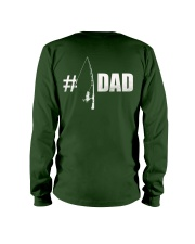 1 DAD Perfect Father's Day Gift Long Sleeve Tee thumbnail