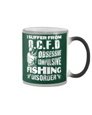 I Supper From OCFD Color Changing Mug thumbnail