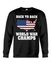 WORLD WAR CHAMPS Crewneck Sweatshirt thumbnail
