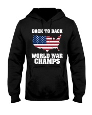 WORLD WAR CHAMPS Hooded Sweatshirt thumbnail
