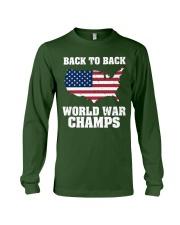 WORLD WAR CHAMPS Long Sleeve Tee thumbnail