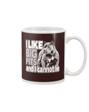 I Like Big Pits Mug thumbnail