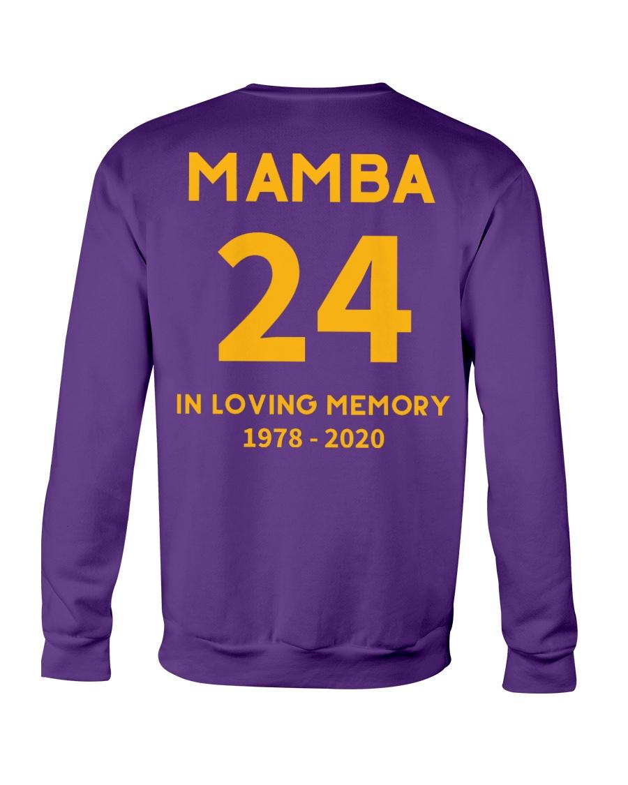 MAMBA IN LOVING MEMORY Crewneck Sweatshirt