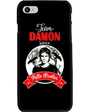 Team Damon Phone Case thumbnail
