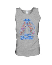 Respiratory Therapy Unisex Tank tile