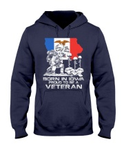 Iowa - for Memorial day 2018 Hooded Sweatshirt thumbnail