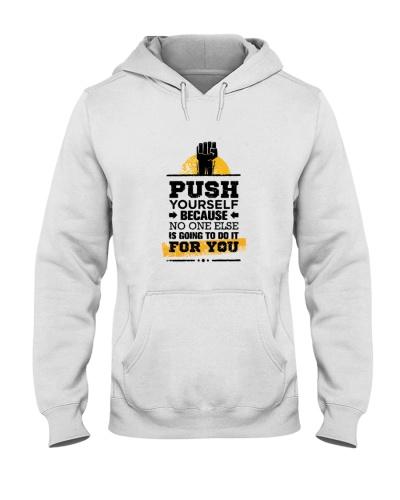 Push yourself