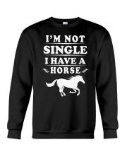 I have a horse Crewneck Sweatshirt thumbnail