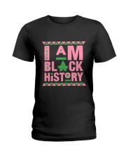 History Ladies T-Shirt front