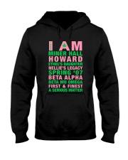 I am Hooded Sweatshirt thumbnail
