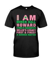 I am Classic T-Shirt thumbnail
