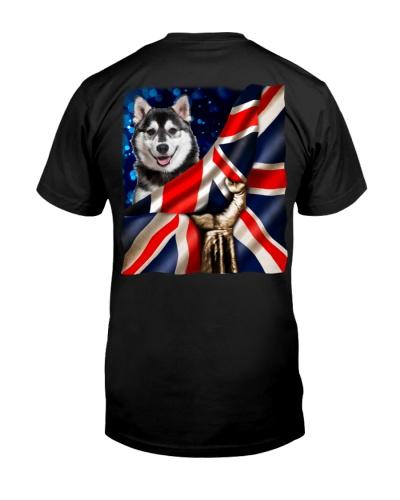 Husky-The Union Jack