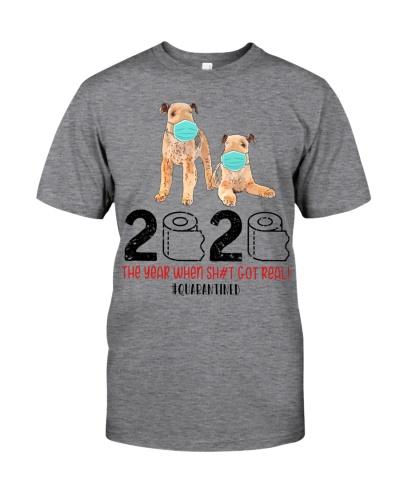 Lakeland Terrier 2020 Quarantined