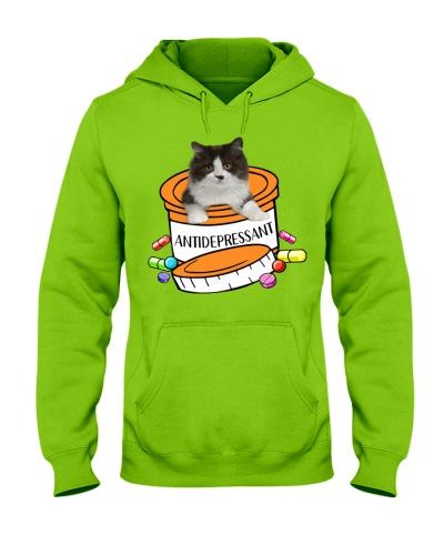 British Longhair Cat Antidepressant