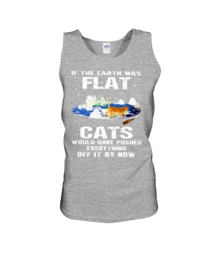 Cat-If The Earth Was Flat