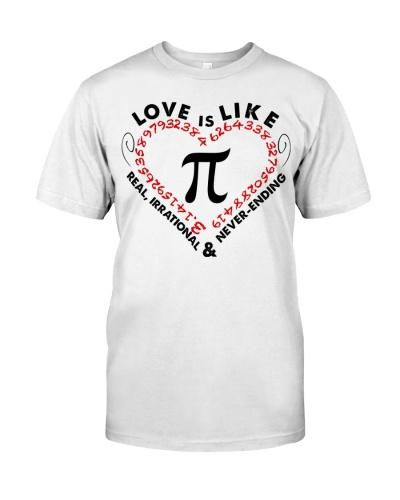 LOVE is LIKE - PI
