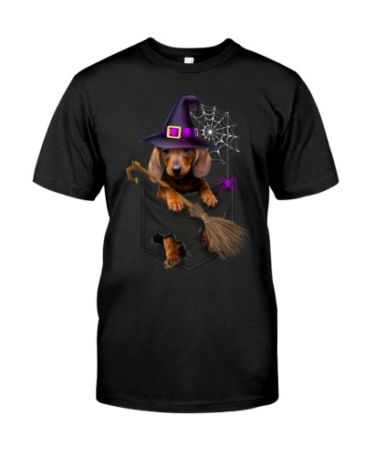 Dachshund - Pocket - Halloween