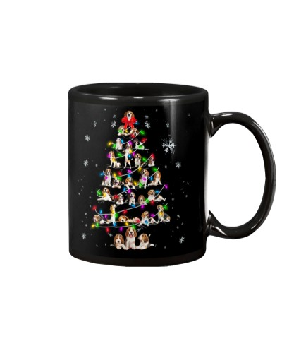 Beagle - Christmas Tree