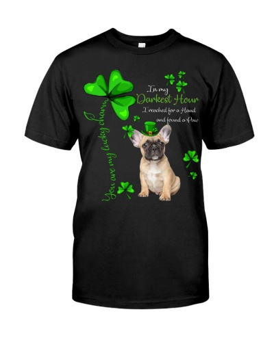 My Lucky Charm is French Bulldog