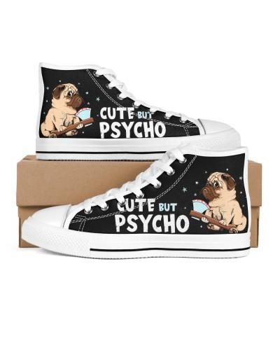Pug Cute But Psycho SNK