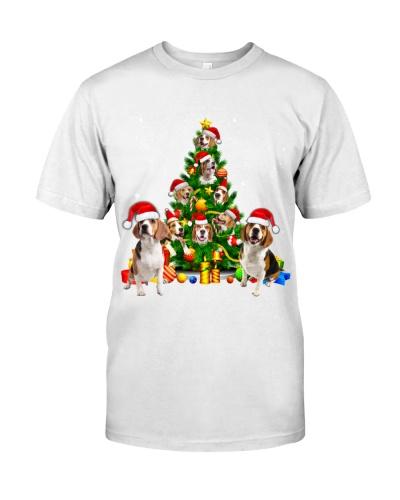 Beagle-Christmas Tree-1