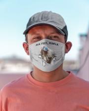 Shih Tzu Six Feet People FM Cloth face mask aos-face-mask-lifestyle-06