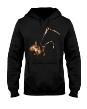 Love Horse Hooded Sweatshirt thumbnail