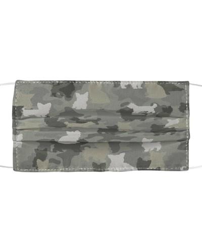 Yorkshire Terrier Camouflage FM