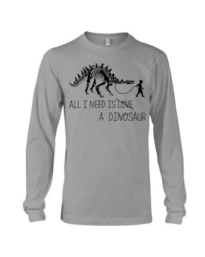 All I Need Is A Dinosaur