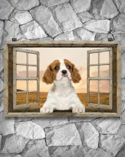 Cavalier King Charles Spaniel-PT-NT374 17x11 Poster aos-poster-landscape-17x11-lifestyle-13