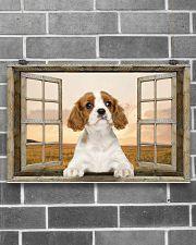 Cavalier King Charles Spaniel-PT-NT374 17x11 Poster poster-landscape-17x11-lifestyle-18