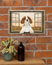 Cavalier King Charles Spaniel-PT-NT374 17x11 Poster poster-landscape-17x11-lifestyle-23