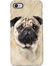 Pug-Face and Hair Phone Case thumbnail