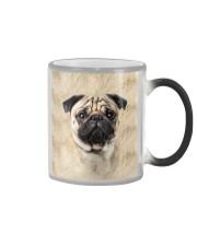 Pug-Face and Hair Color Changing Mug thumbnail