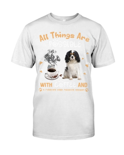 Coffee and A Cavalier King Charles Spaniel2