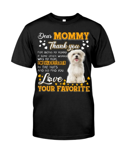 Dear Mommy-Maltese