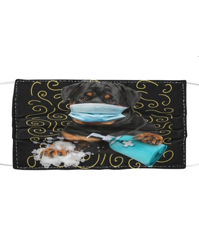 Rottweiler-Face Mask-Wash-FM