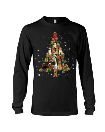 Labradoodle-Christmas Tree