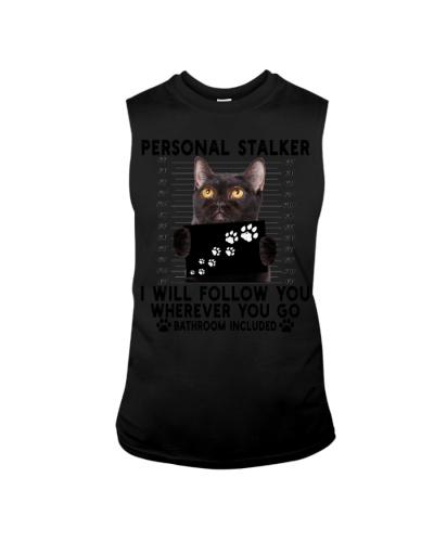 Personal Stalker Bombay Cat