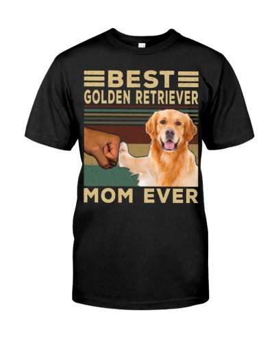 Best Golden Retriever Mom Ever