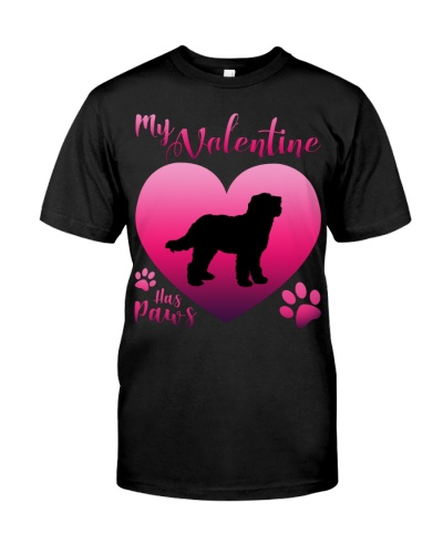 Goldendoodle-My Valentine Has Paws