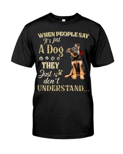 German Shepherd-Understand