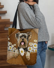 Yorkshire Terrier-AOT-CS1149 All-over Tote aos-all-over-tote-lifestyle-front-09